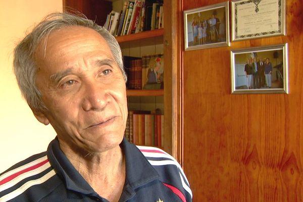 Alain Levant, réélu à Kaala-Gomen, second tour des municipales 2020