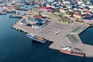 Projet nouveaux quais des ferries