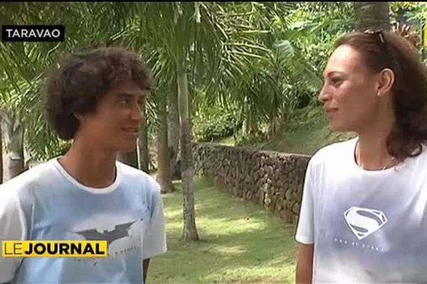 Glamour à la Tahitienne