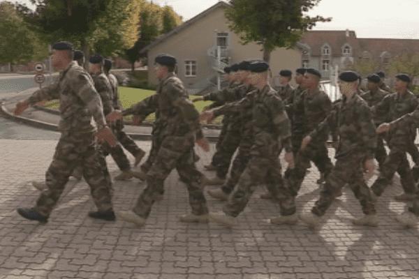 Rencontre avec les militaires océaniens de la Franche-Comté