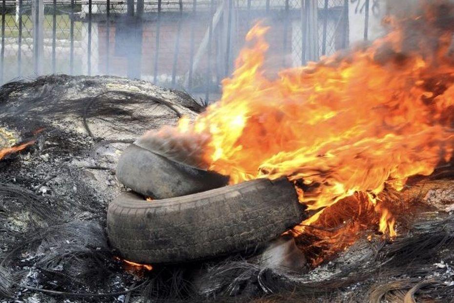 Cuba: des pneus usés brûlés pour produire de l'énergie - Outre-mer la 1ère