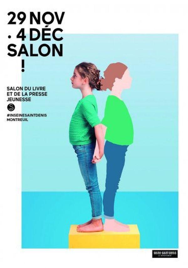 Salon livre jeunesse Montreuil