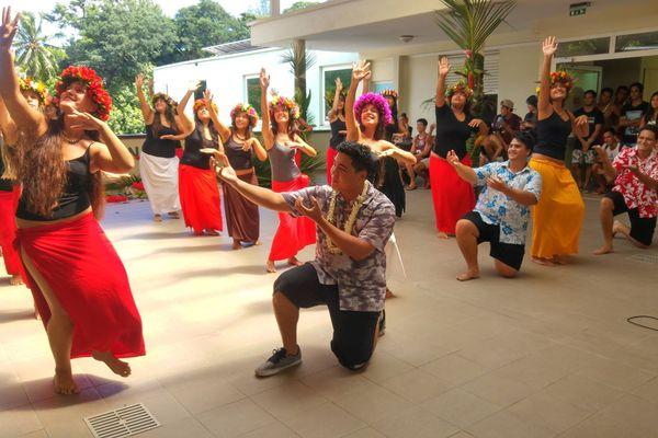L'Isepp célèbre la culture polynésienne