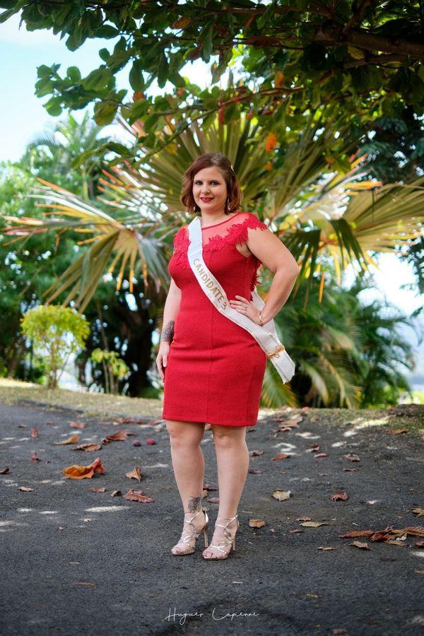 Miss Ronde 2019 : Jade Verthier, candidate n°3