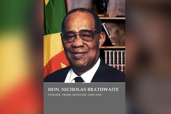 Sir Nicholas Alexander Brathwaite