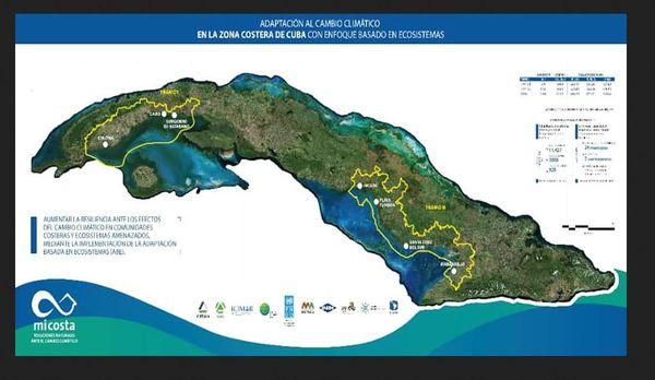 Cuba projet Mi Costa