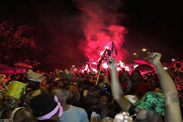 Carnaval à Ducos
