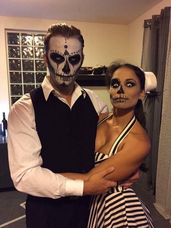 Couple macabre