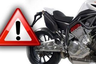 Moto contre auto : un blessé
