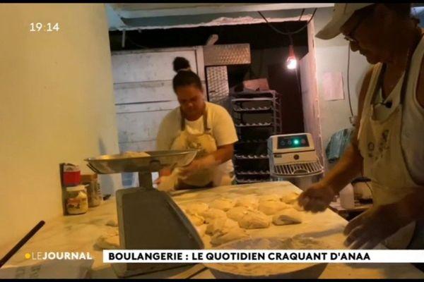 La boulangerie d'Anaa, une histoire de famille