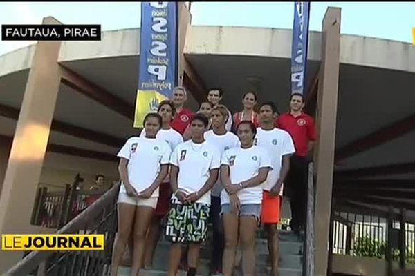 Six jeunes Tahitiens aux mondiaux scolaires de volley ball