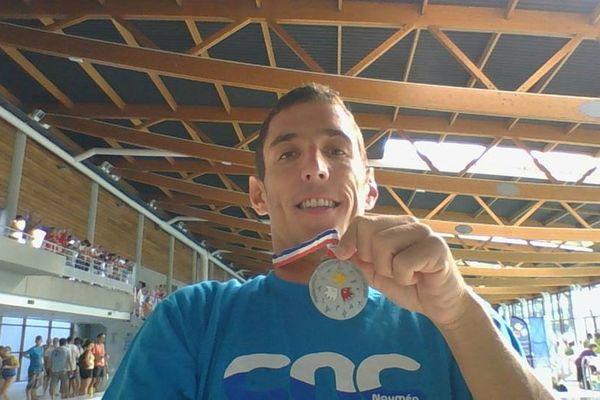 Pierre Patané ira aux Mondiaux de natation sport adapté !