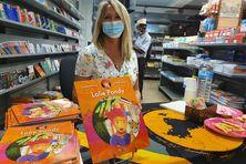 Jocelyne Prost présente Lolie Pondy, un livre haut en couleur.