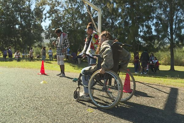 Handicap fauteuil