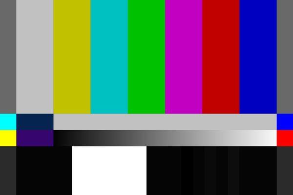 Mire de télévision