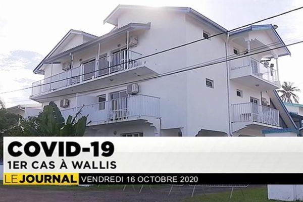Covid-19 premier cas à Wallis