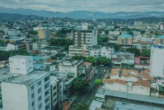 Cucuta en Colombie