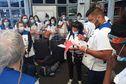 Augmentation des moyens du CHU : une cinquantaine de réservistes arrivés en renfort