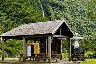 Aire de pique-nique de La Réunion