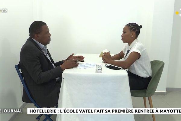 Ecole vatel à Mayotte