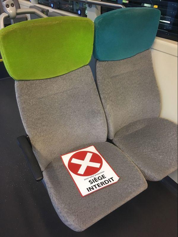 Un siège sur deux dans les bus (free cropping)