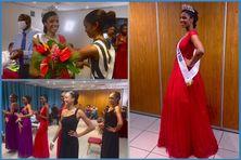 Séphorah Azur, élue Miss Martinique 2020