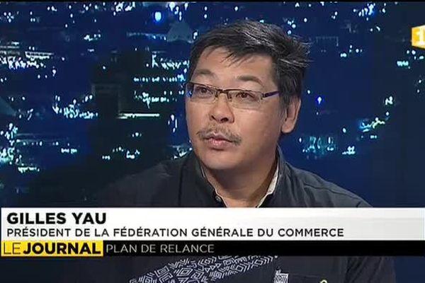 Gilles Yau, président de la FGC, réagit aux annonces gouvernementales