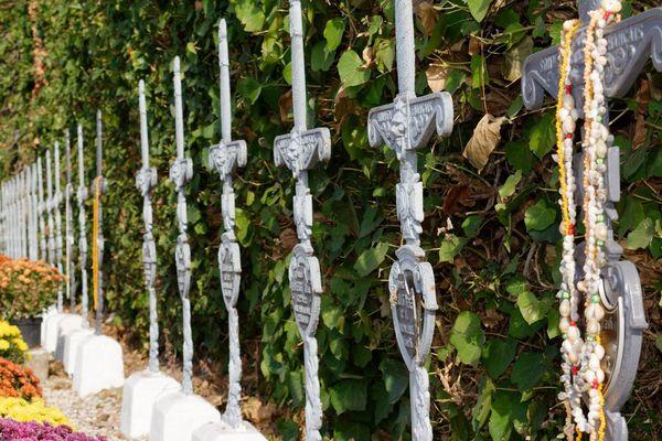Onze tamarii volontaires retrouvent leur croix