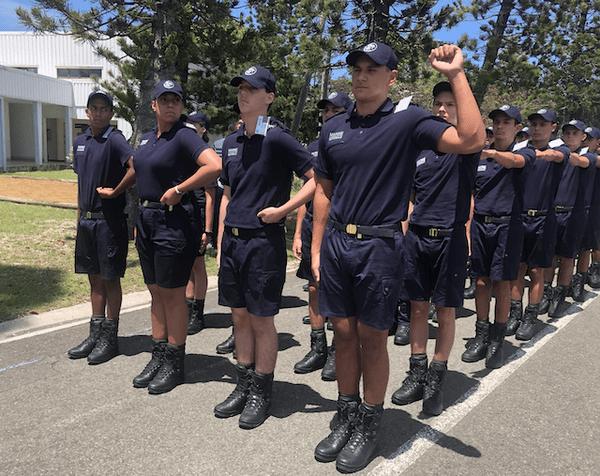 Marine : préparation militaire 2021