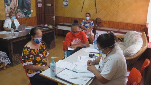 Vaccination anti-covid : à Tahiti et dans les îles, l'opération est bien lancée