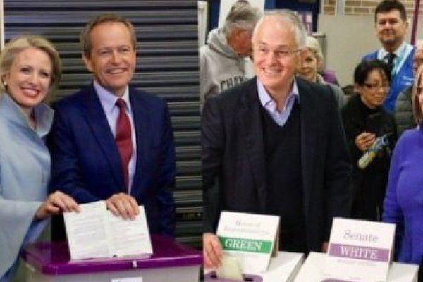 Elections Australie
