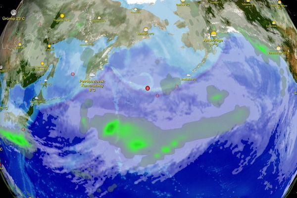 Seisme au large de l'Alaska