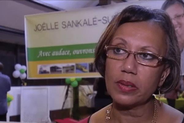 Joëlle Sankalé-Suzanon