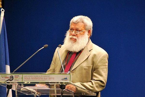 Paul Néaoutyine, porte-parole du PALIKA