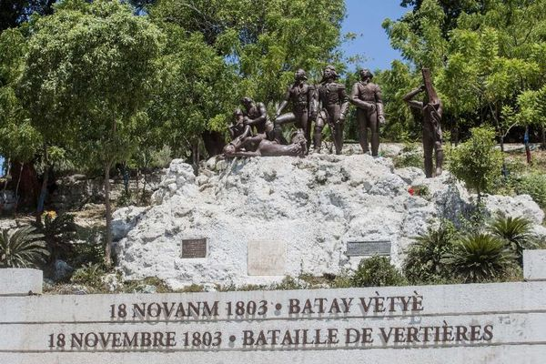 """Monument """"bataille de Vertières"""""""