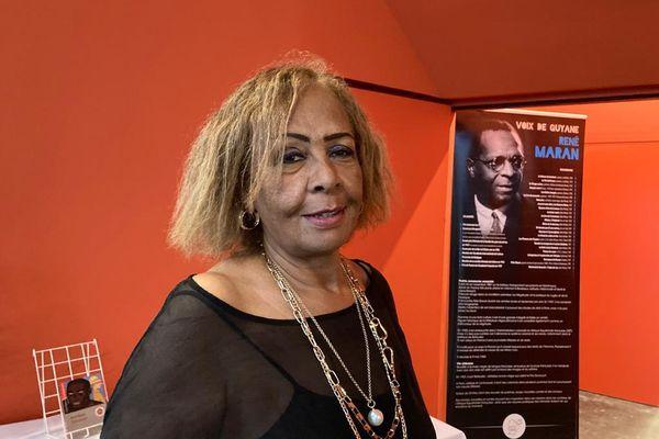 Tchisseka Lobelt  Directrice du livre et de la lecture à La CTG