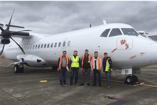 Ragi Torea Air Tahiti