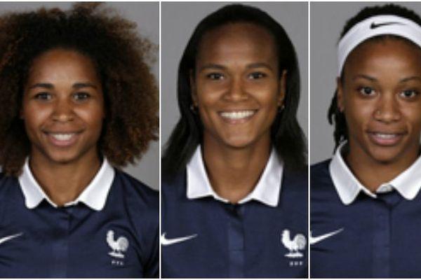 Foot équipe de France féminine
