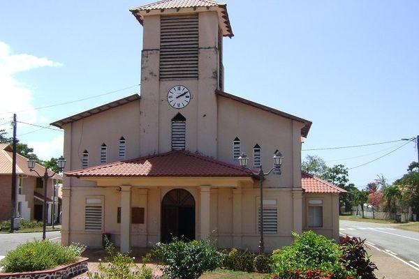 Eglise de Macouria