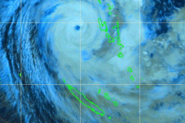 Cyclone Donna 2017