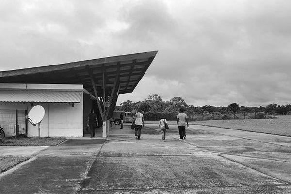 Aérodrome Grand Santi