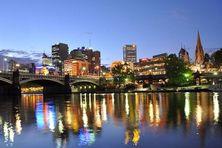 Melbourne, capitale de l'Etat de Victoria