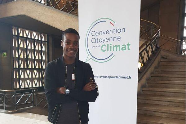 Carl S. à la Convention citoyenne pour le climat