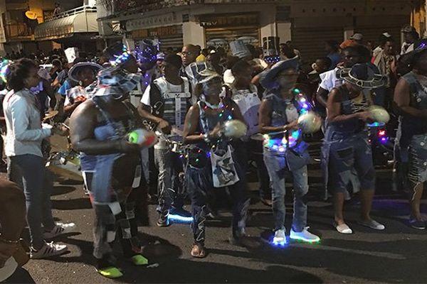 Carnaval Migan'Age Fort-de-France