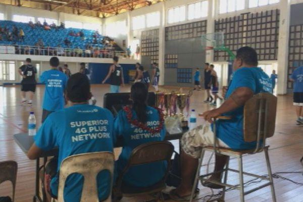 Samoa Jeux du Pacifique 2019
