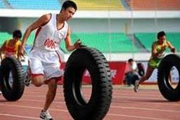 La Corée du Nord et la course de pneus