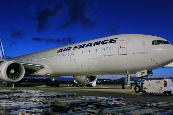 Boieng Air-France