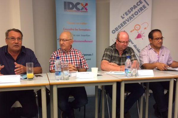 IDC NC enquête emploi