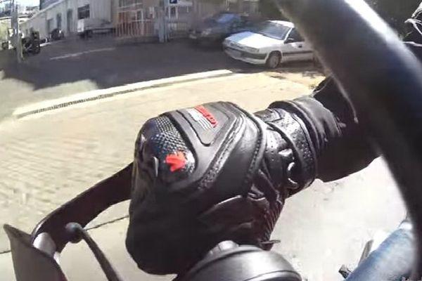 Gants pour deux-roues motorisés