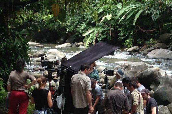 Minuscule en tournage
